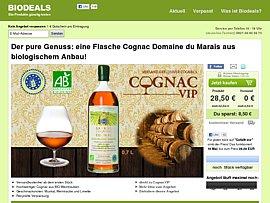 Bio - Rabatte auf Bio- und Fairtrade-Produkte