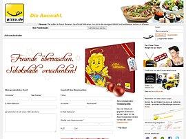 Schokoladen-Adventskalender mit persönlichem Gruß kostenlos verschicken