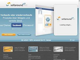 Verkaufen im Social Web mit der Verkaufsplattform Sellaround.net