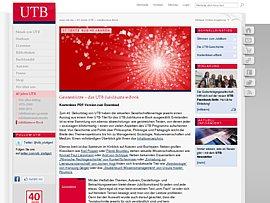 Geistesblitze – UTB-Jubiläum-E-Book zum kostenlosen Download