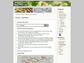 Kostenloser Download: PHP Suchscript für Eure Homepage