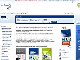 Bewerbungsratgeber mit Vorlagen und Tipps zu Beruf und Karriere zum kostenlosen Download