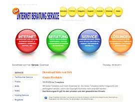 Kostenlose Homepage-Vorlagen für TYPO3