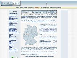 Kostenlos verkaufen bei Handelssache.de - dem Online-Auktionshaus
