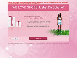 Liebst du Schuhe? H&M Gutscheine zu gewinnen