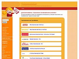 iPhone App für Online-Shop-Gutscheine zum kostenlosen Download