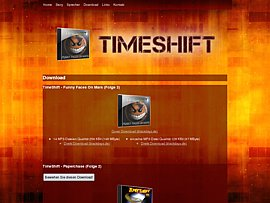 Kostenloses Hörspiel zum Download - TimeShift Funny Faces On Mars