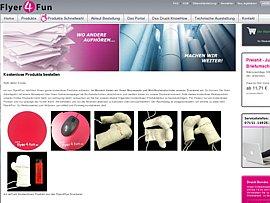 Fly4Fun verschenkt kostenloses Mousepad und Mini-Boxhandschuhe