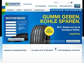 Euromaster bietet kostenlosen 10 Punkte-Mastercheck