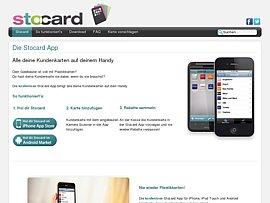 Stocard - Kostenlose App verwaltet Eure Kundenkarten auf dem Handy