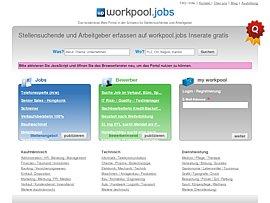 Kostenloses Job-Portal für Stellensuchende und Arbeitgeber