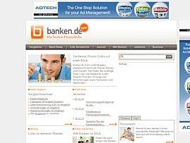 Angebote von Banken sowie Tipps und Infos zu Börsen und Immobilienfinanzierung