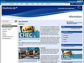 "Discounter im Visier - Lidl & Co. bei ""Markencheck"""