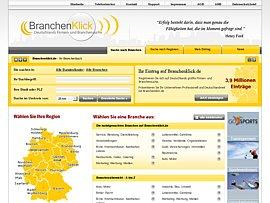 Branchenklick.de - Branchenbuch für Firmen und Privatleute