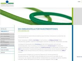 Ombudsstelle für Investmentfonds hilft kostenlos und unverbindlich verärgerten Fondsanlegern