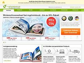 20% Rabatt beim Kauf eines Fotobuches!