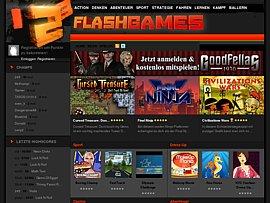 Kostenlose Flash-Spiele für Eure Homepage
