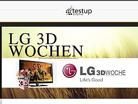 LG 3D Fernseher 55LW570S
