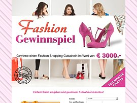Fashion Shopping für lau