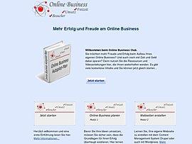 Online Business Club - Infos und Videos