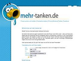 """Benzin, Diesel & Co. - Preisvergleich per Gratis-App """"mehr-tanken"""" für iPhone und Android"""