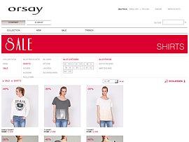 Orsay spendiert kostenloses Kosmetikprodukt zur Bestellung