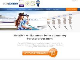 Geld verdienen mit dem Auxmoney-Partnerprogramm