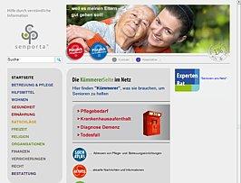 Senioren - Infos und Tipps zur Betreuung und Pflege