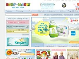 Bunter Gutschein-Mix im Babymarkt
