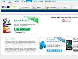 Yudufreedom - PDF-Dokumente hochladen und online publizieren