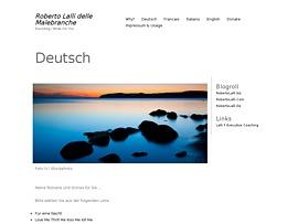 Kostenlose Ebooks von Roberto Lalli delle Malebranche - Politthriller und andere Bücher