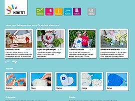 Kinitti Selbermach Ideen Für Kinder Mit Anleitungen Zum Häkeln