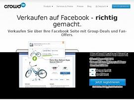 CrowdUp ermöglicht Group-Buying mit tollen Deals auf Facebook
