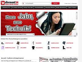 Partnerprogramm: Vermittlung von Discount24.de -Kunden macht Euch um 5 € reicher