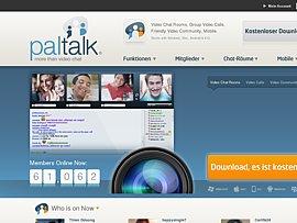 Paltalk - Kostenloser Cam to Cam Video-Chat