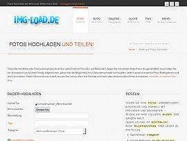 Img-Load.de - Bilder und Fotos gratis hochladen