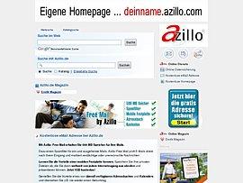 500 MB Free-Mail von Azillo inklusive 10 Gratis-SMS im Monat