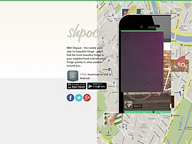 Shpock App kostenlos - Der Flohmarkt für die Hosentasche