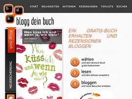 BloggDeinBuch - Kostenlos Bücher lesen, rezensieren und behalten
