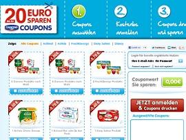 Danone Coupons kostenlos ausdrucken und bis zu 20 Euro sparen