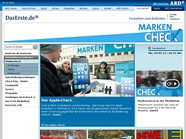 Apple-Check - ARD Markencheck nimmt iPhone & Co. unter die Lupe