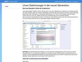 Operation Center x64: Sehr schneller 64-Bit-Dateimanager