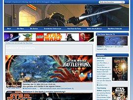 Star Wars:  Zahlreiche Bildschirmschoner gratis