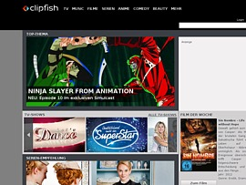 Clipfish Stream Filme