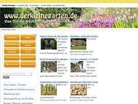 DerkleineGarten - Ideen und Tipps rund um Garten, Terrasse und Balkon