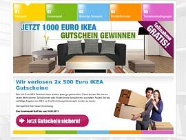 IKEA: Nach Herzenslust kostenlos einkaufen
