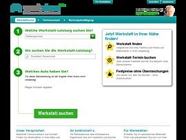 Werkstars.de - Günstige Werkstatt in Eurer Nähe schnell und einfach finden