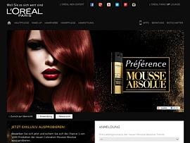 Loréal Paris Neue Haarfarbe Préférence Mousse Absolue Kostenlos