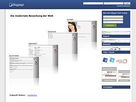 Online Bewerbung Digap Kostenlos Mit Eigener Homepage Online Bewerben