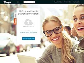 Mit Yumpu kostenlos und schnell aus PDF-Dateien ein interaktives E-Paper erstellen